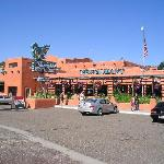 Foto de BEST WESTERN East Zion Thunderbird Lodge
