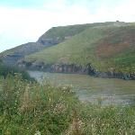 Some of the beautiful scenery (Ceibwr bay)