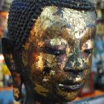 A Bronze Statue of Buddha