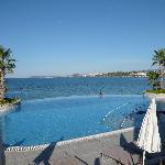 Foto van Beach Apartments Lavica