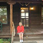 Bilde fra The Wilderness Lodge and Hot Springs