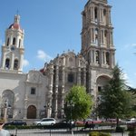 Catedral de Santiago de Saltillo