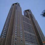 Tokyo Metropolitan Government Office (TMG)