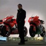  ducati motogp gallery @ bologna, italy