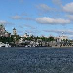 View of Quebec City from Ferry