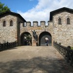 Saalburg Roman Castle and Archeology Park