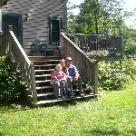 Foto de Paddler's Lane Bed & Breakfast