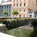 River Ljubljanica Kanal