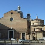 Baptistery of the Cathedral Foto