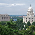 Renaissance Providence Hotel and State Capitol