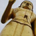 The Hilltop Golden Buddha
