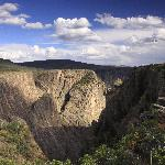  Black canyon of the Gunnison N P