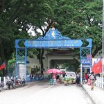 The Thai - Burmese Border Gate