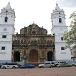 ‪Cathedral at Old Panama‬