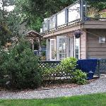 Φωτογραφία: Arbutus Point Oceanfront Bed and Breakfast
