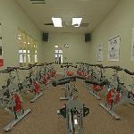  Fitness Cycling room