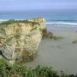  Las Cathedrals beach