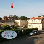 Gretha's Pension, Sandvig