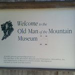 Old Man of the Mountain Historic Site Foto
