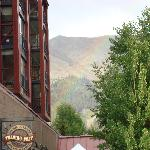  Beautiful rainbow at Copper to complete a wonderful trip
