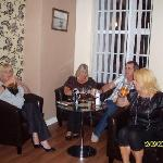 In the bar xx