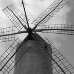 La Mola Windmill