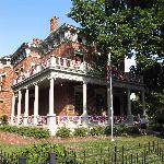  President Benjamin Harrison Home