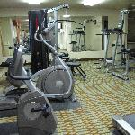 Brand-new fitness center