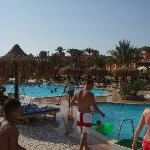 Photo de Albatros Resort Hotel Hurghada