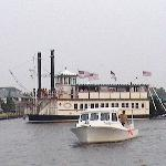 The Dorethy Megan Paddle Wheel Dinner Cruise