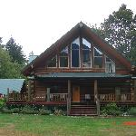 Wallace Falls Lodge/BB resmi