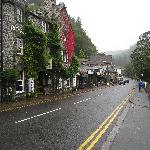  The main street through Betws-y-Coed