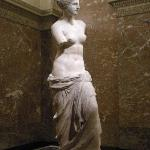 Venus de Milo at the Louvre