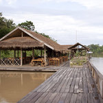 Foto de Rivertime Resort and Ecolodge