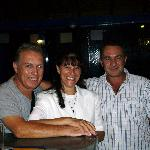 "Andreas, Elena & Kostas  ""The A team"""