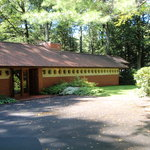 Frank Lloyd Wright Zimmerman House