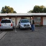 Our Unit at Sleepy Hollow Motel