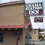 Photo de Chama Station Inn