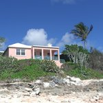  View of Beach Home Cottage from Beach