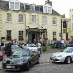 Zdjęcie Tontine Hotel Peebles Scottish Borders
