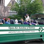 Open air autobus