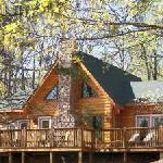 Amazing Branson Log Cabins照片