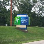 Foto van Holiday Inn Express Hotel & Suites Goshen