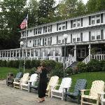 Chestnut Inn at Oquaga Lake Foto
