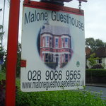 Photo of Malone Guesthouse Belfast