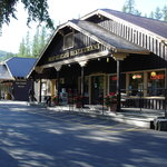 West Glacier Village