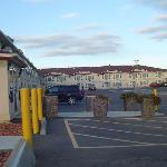  view of the motel