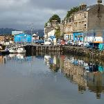  Tarbert, just down from the Hotel
