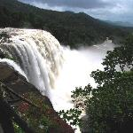 athirapally falls - 80 km from Cochin