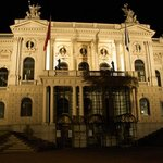 the Opera House